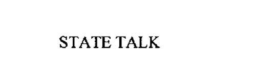 STATE TALK