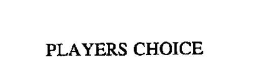 PLAYERS CHOICE