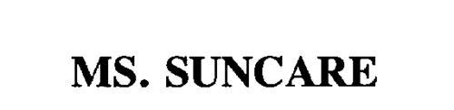 MS. SUNCARE