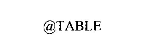 @TABLE