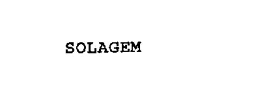 SOLAGEM