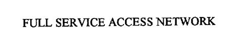 PULL SERVICE ACCESS NETWORK