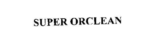 SUPER ORCLEAN