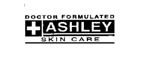 DOCTOR FORMULATED ASHLEY SKIN CARE