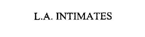 L.A. INTIMATES