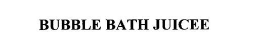 BUBBLE BATH JUICEE