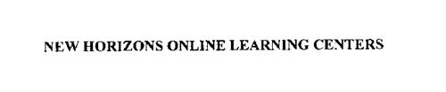 NEW HORIZONS ONLINE LEARNING CENTERS