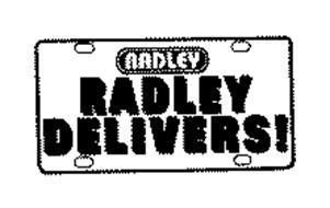 RADLEY RADLEY DELIVERS!