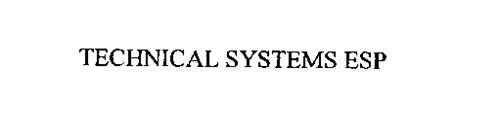 TECHNICAL SYSTEMS ESP