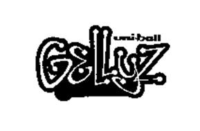UNI-BALL GELLYZ