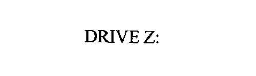 DRIVE Z: