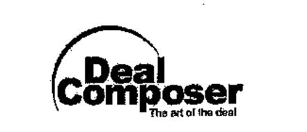 DEAL COMPOSER THE ART OF THE DEAL