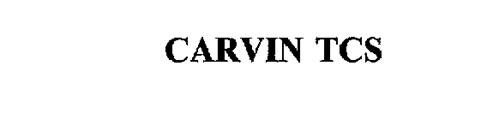 CARVIN TCS