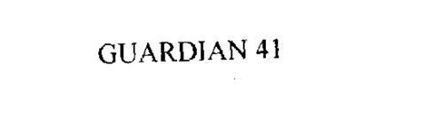 GUARDIAN 41