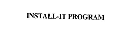 INSTALL-IT PROGRAM