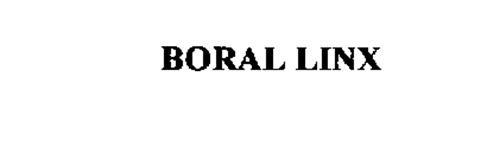 BORAL LINX