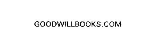 GOODWILLBOOKS.COM