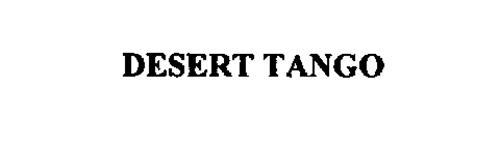 DESERT TANGO