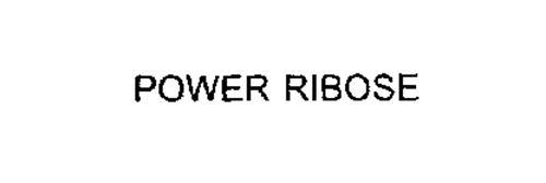 POWER RIBOSE