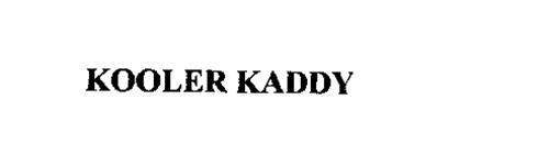 KOOLER KADDY