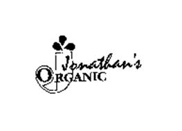 J JONATHAN'S ORGANIC