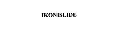 IKONISLIDE