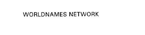 WORLDNAMES NETWORK