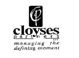 CLOYSES PARTNERS LLC MANAGING THE DEFINING MOMENT