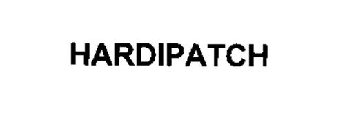HARDIPATCH