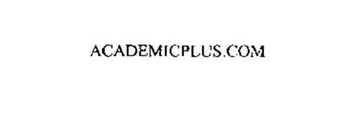 ACADEMICPLUS.COM