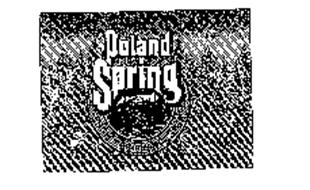POLAND SPRING FROM MAINE SINCE 1845