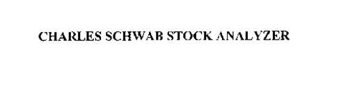 CHARLES SCHWAB STOCK ANALYZER