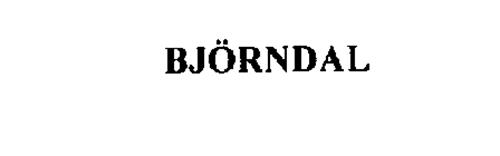 BJORNDAL