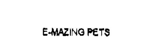 E-MAZING PETS