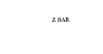 Z BAR