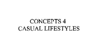 CONCEPTS 4 CASUAL LIFESTYLES