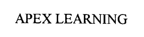 What are some services of Apex Learning?