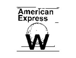 AMERICAN EXPRESS W