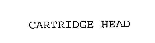 CARTRIDGE HEAD