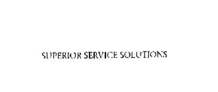 SUPERIOR SERVICE SOLUTIONS