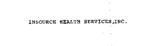 INSOURCE HEALTH SERVICES, INC.