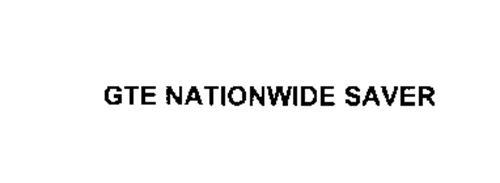 GTE NATIONWIDE SAVER