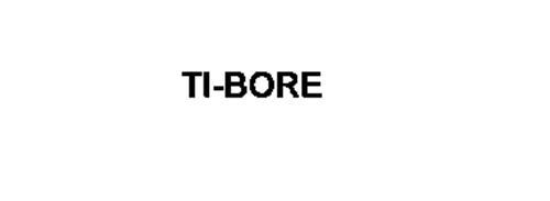 TI-BORE