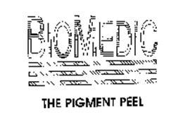 BIOMEDIC THE PIGMENT PEEL