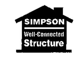 SIMPSON WELL-CONNECTED STRUCTURE
