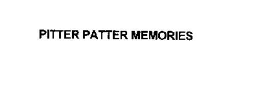 PITTER PATTER MEMORIES