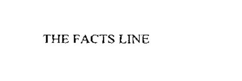 THE FACTS LINE