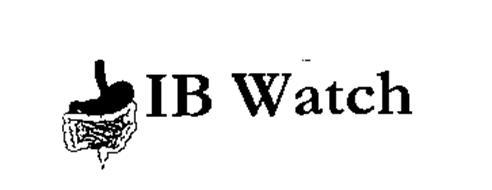 IB WATCH