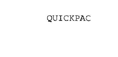 QUICKPAC