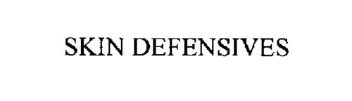 SKIN DEFENSIVES